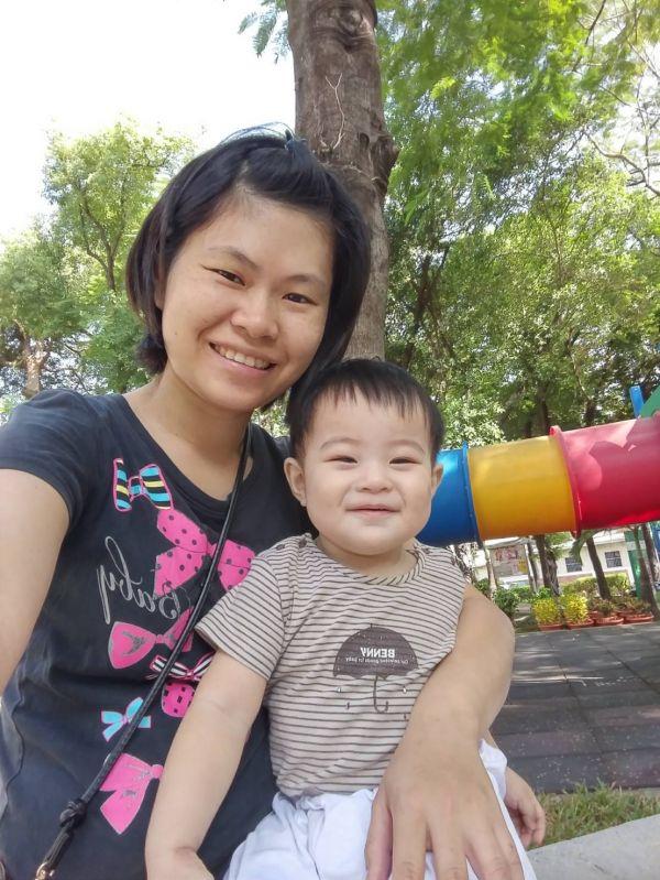 蔡云菲-保母大頭照