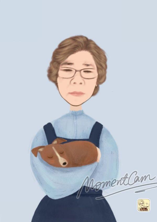 蕭媽媽-保母大頭照